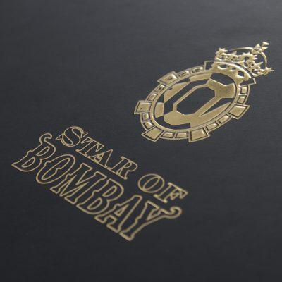 Embossed Logo on a custom box