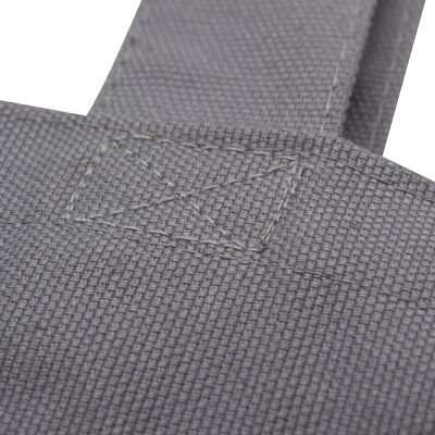 Reinforced stitch handle