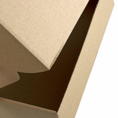 Custom printed recycled card mailing box