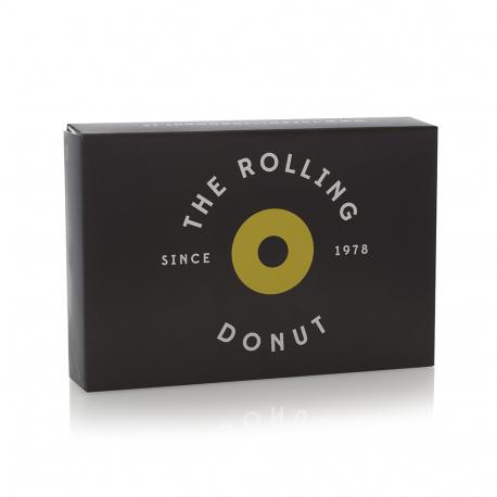 Custom Printed Donut Box