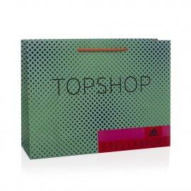 Custom Printed Retail Paper Bag - topshop