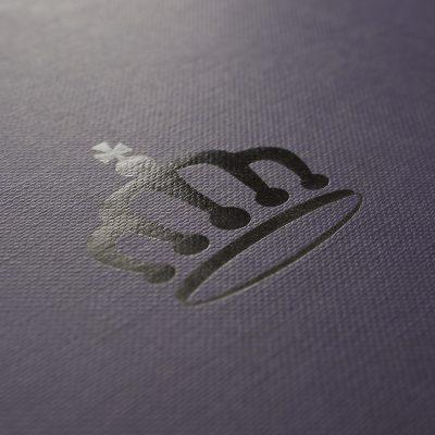 spot UV finish on a custom printed box