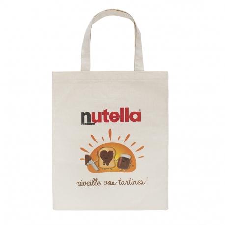Custom Printed Reusable Cotton Bag